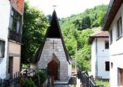 Katolička kapela u Srebrenici