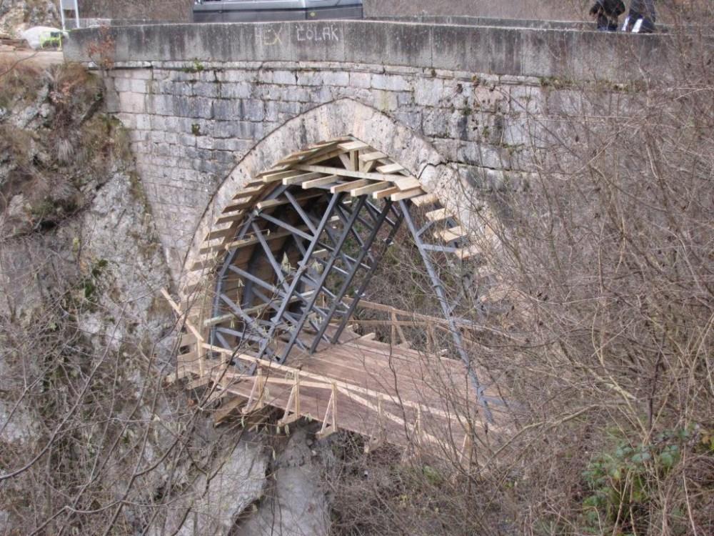 Zaštićen most na Žepi